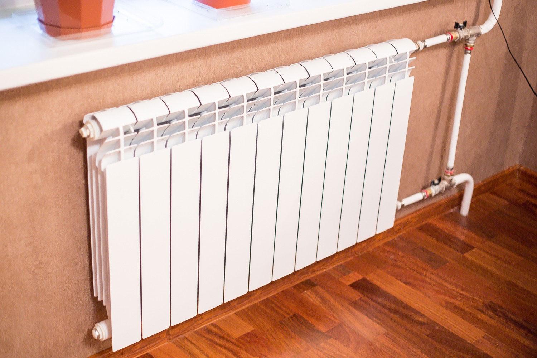 How to calculate heating radiators